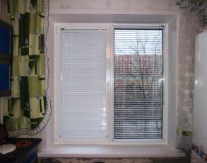 Монтаж окна под ключ